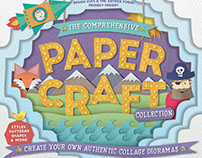 Paper Craft - collage pack for Photoshop