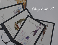 Stay Inspired-cards