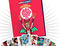 Exposición y Álbum digital Redcompra - Lollapalooza