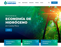 Website - Alianza por el Hidrógeno CR