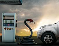 Daihatsu Fuel Consumption campaign
