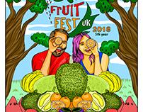 UK FRUIT FEST 2018