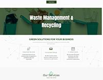 Sanitation Website