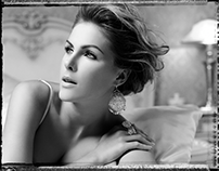 ANA HICKMANN - CAMPAING ROMMANEL