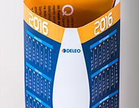 Deleo - Calendario 2016