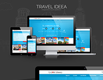 Travel Ideea - Responsive Travel Platform
