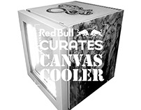Red Bull Curates | Canvas Cooler