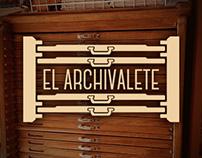 Nueva imagen de marca Papelería El Archivalete