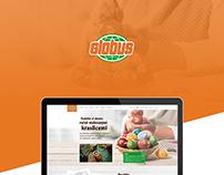 Globus | Microsite design