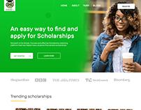 ScholarX Sample Redesign