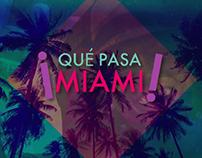 Que Pasa Miami TV Segment