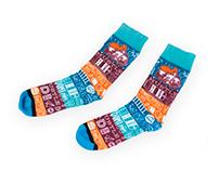 Domi Sock Design