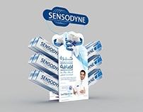 Sensodyne Counter Top
