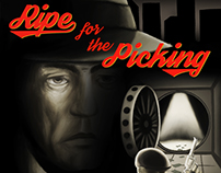 Ripe for the Picking (Film Noir Nursery Rhyme Project)