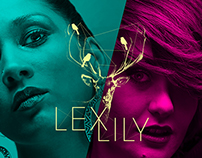 Lex & Lily Poster