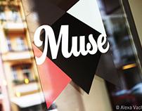Branding / Muse Berlin