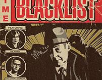 NBC's The BlackList Poster