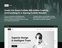 JuliStudio - Portfolio & Agency Theme