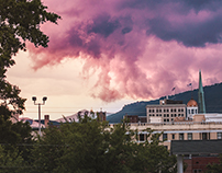 Clouds Over Chattanooga