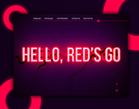 RED'S GO:: web design event agency