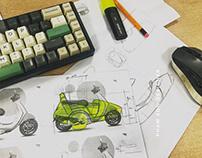 Design sidecar