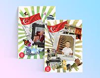 SG50 Postcard