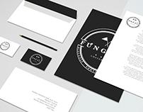 Logo design: Fungolf Amsterdam