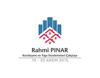 Prof. Dr. Rahmi PINAR | Logo Tasarımı