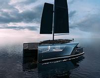 章 Catamaran Yacht 70ft   Pininfarina