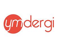 YM Dergi Magazine New Logo