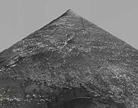'Berg' Lithographic print by Daniel Freytag