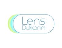 Lens Dükkanım Logo Çalışması