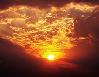 Smoky Sunrise summer 2015
