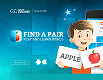 Find a Pair - Play and Learn Words
