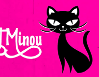 Sweet Minou - Logo Design