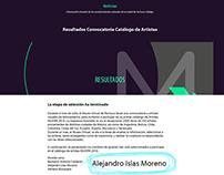 Catálogo MUVIPA 2016