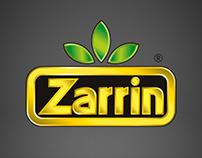 Zarrin - Logo Design