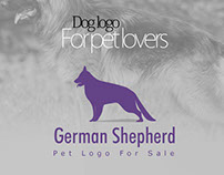 Pet Logo Template For Sale