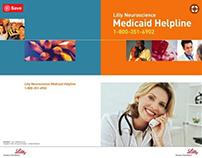 OSD Helpline Brochure for Eli Lilly