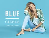 Blue Gisele Summer - Spring l Falabella