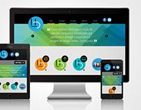 Identidade Visual – HD Comunicação
