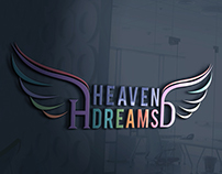"Logo for ""Heaven Dreams"""