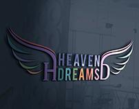"Logo for ""Heaven Dreams"""