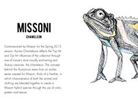 Karma Chameleons for Missoni
