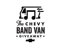 Chevy Band Van