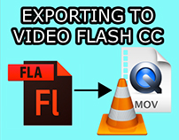 Learn Exporting in Flash/Animate CC