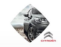 Citroen C4 contest