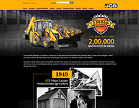 Jcb Backhoe Journey