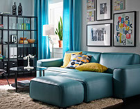 Complete Living Room Furniture Sets
