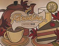 Mural Paradise Caffe-Bar